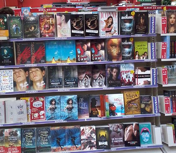 Psychotrope adjugé, vendu ! à Auchan Bordeaux-Lac