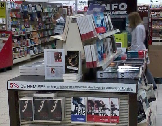 Psychotrope adjugé, vendu ! à Auchan Mériadeck